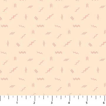 Treehouse 90074-12 Beige Southwest Squiggles