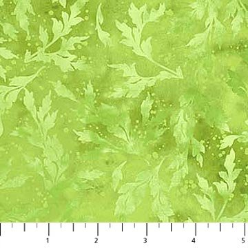Essence Citron Lime Green Tonal Leaves