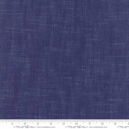 16 Blue Plate Blue Weave
