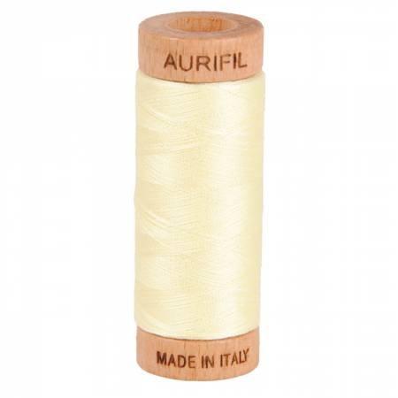 Aurifil Cotton 2310 Lt Beige 80wt
