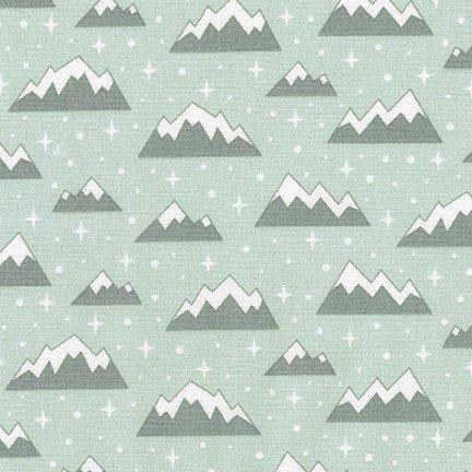 Arctic Mountains Desert Green