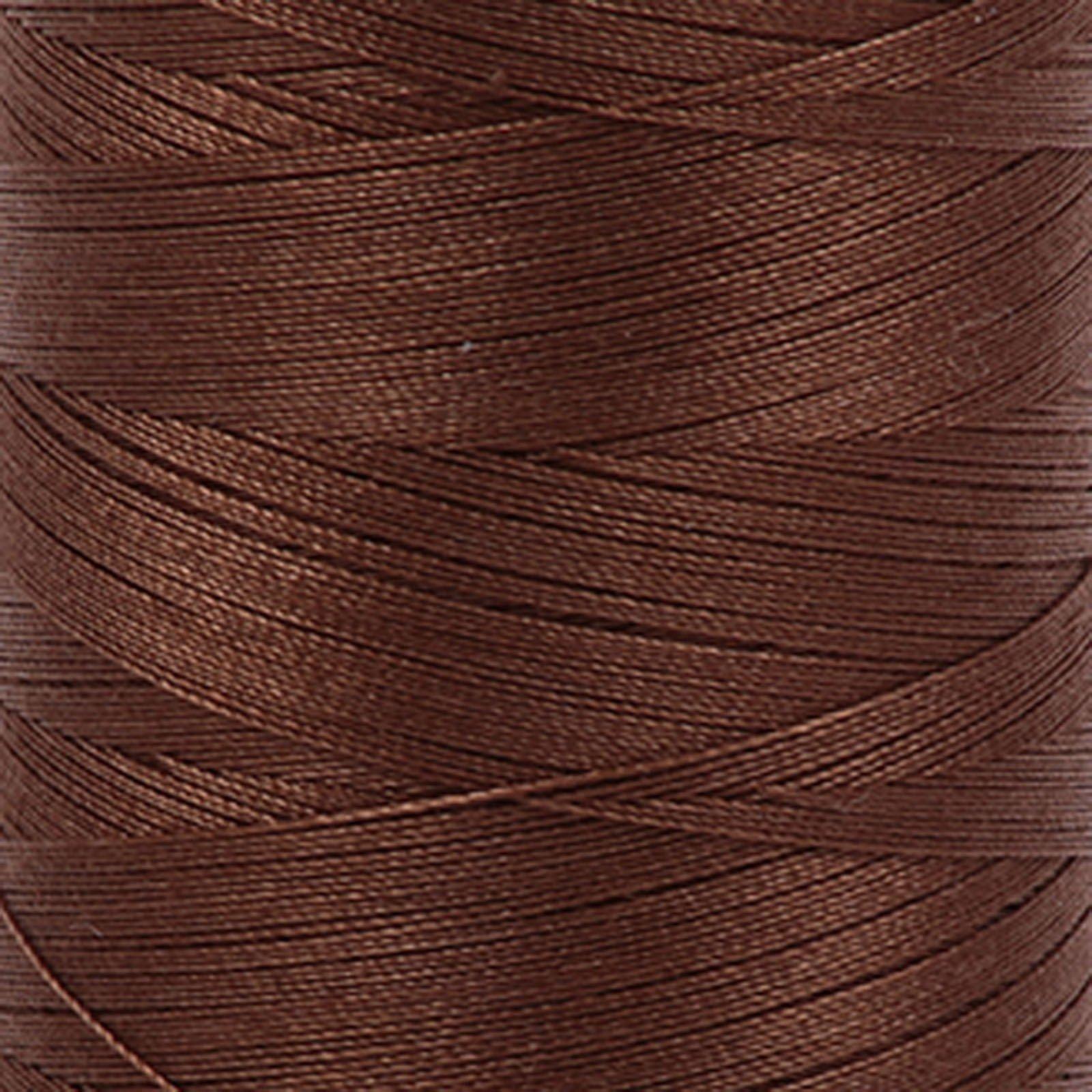 Aurifil Cotton 2372 Dark Antique Gold 50wt 220 yds