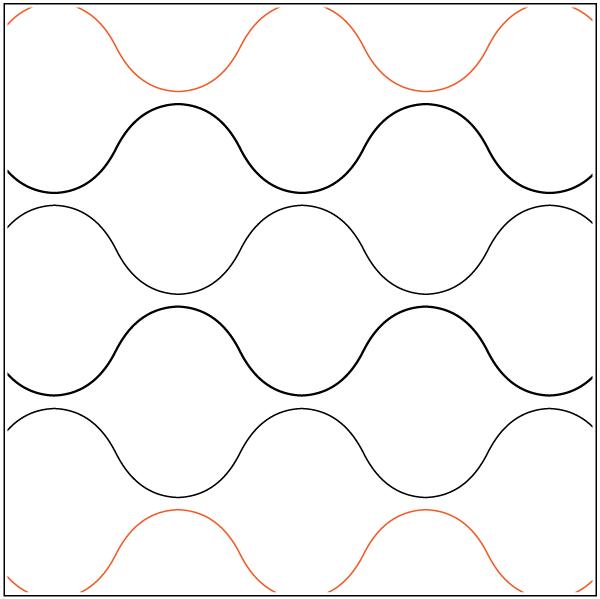 Bubble Wrap - Double Take Pantograph
