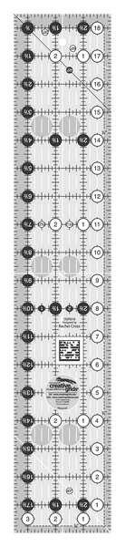 CGR 3-1/2 x 18-1/2 Ruler