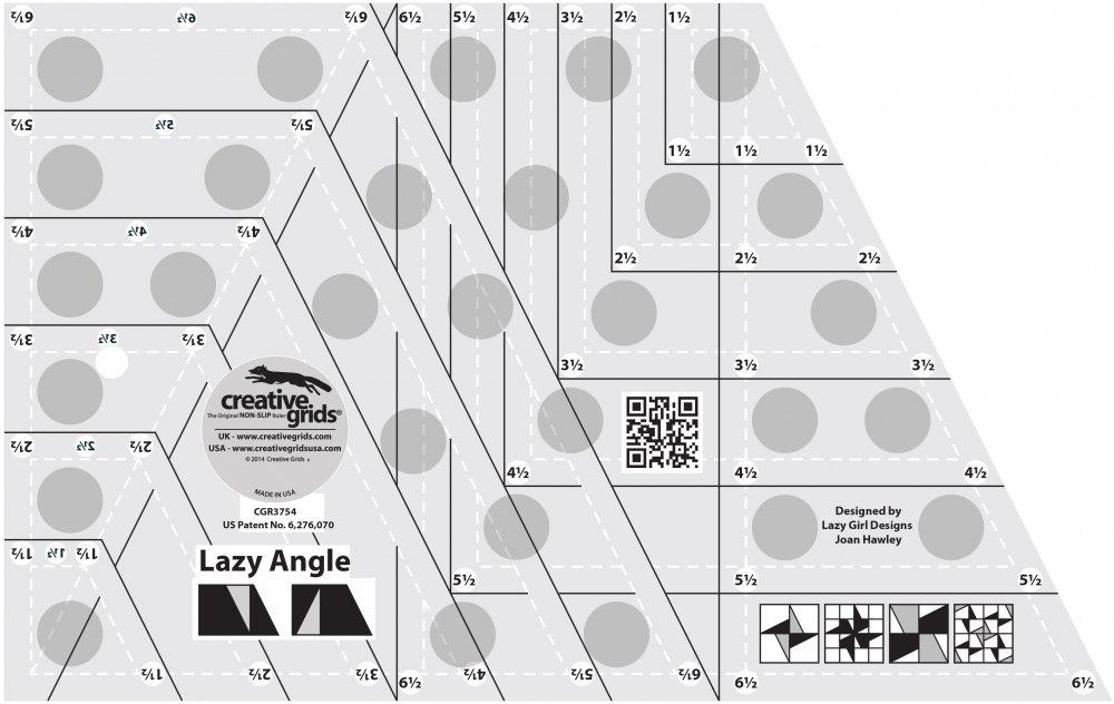 CGR Lazy Angle Ruler