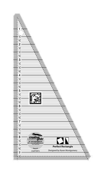 CGR Perfect Rectangle Ruler