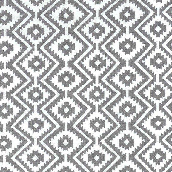 Eduardo Gray Blanket Print