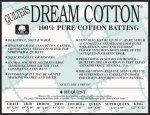 Dream Cotton Request BTY
