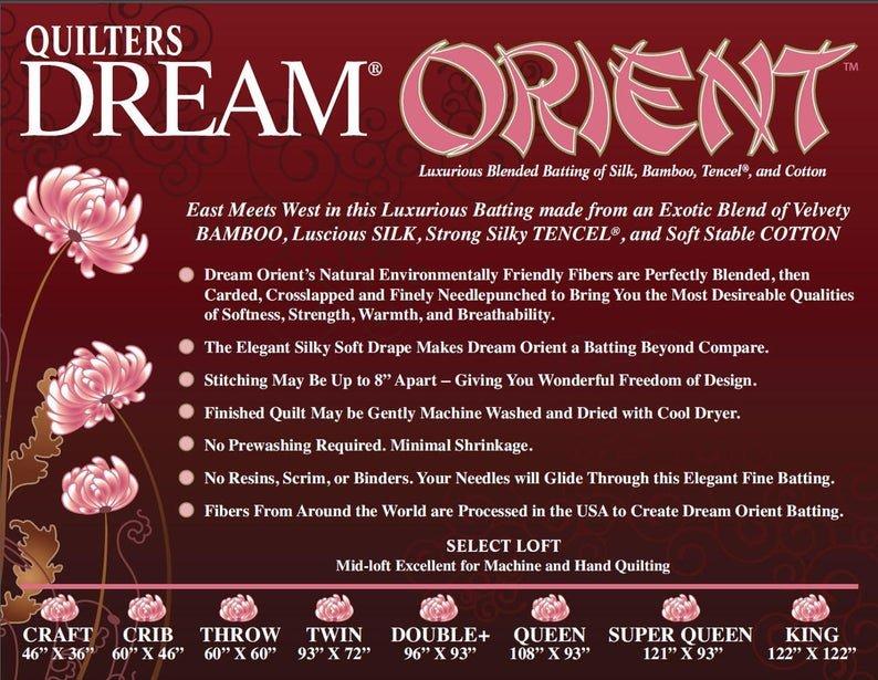 Dream Orient Crib