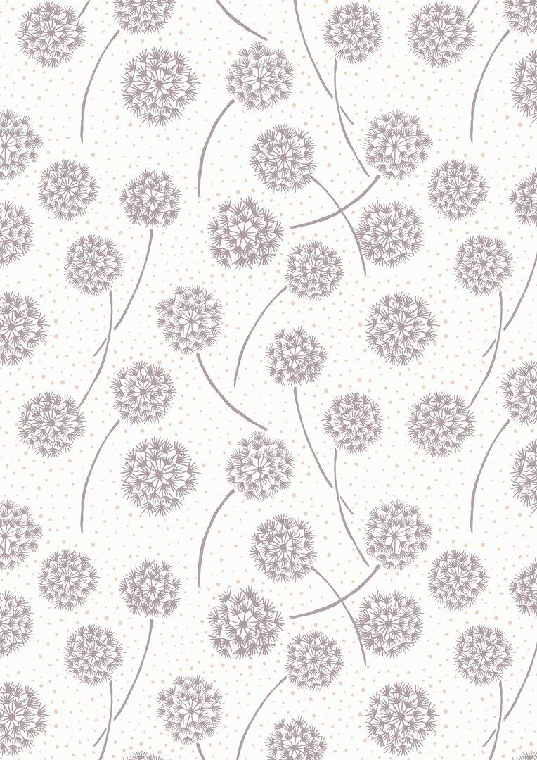 Make Another Wish Blush Dandelions