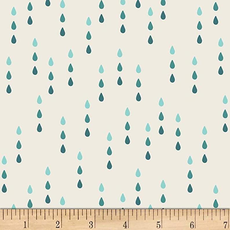 Gardening Raindrops on Cream