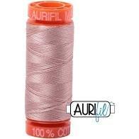 Aurifil Cotton 2375 Antique Blush 50wt 220yds
