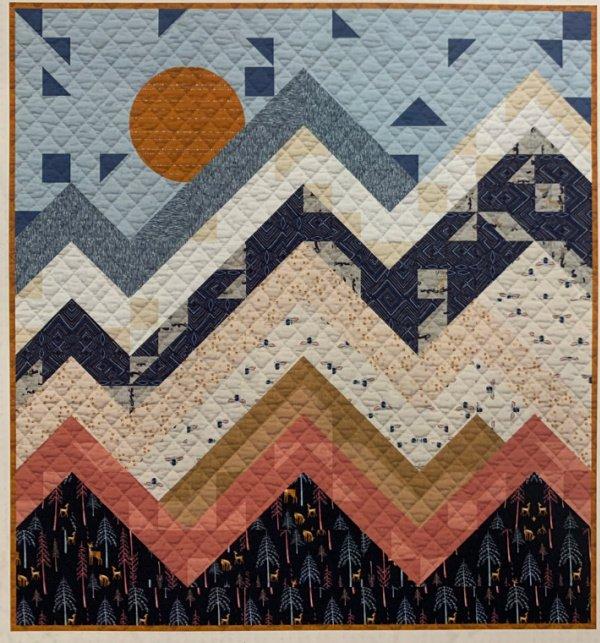 Wilderness Quilt Kit