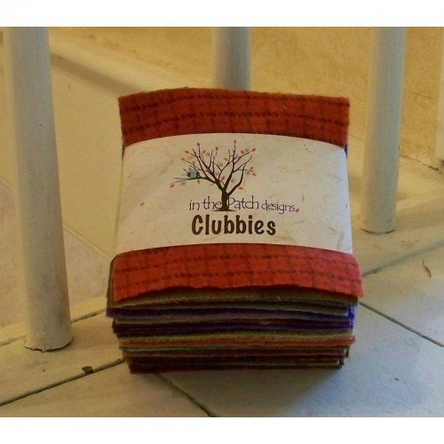 Wooly Charm Clubbies 50ct Blended