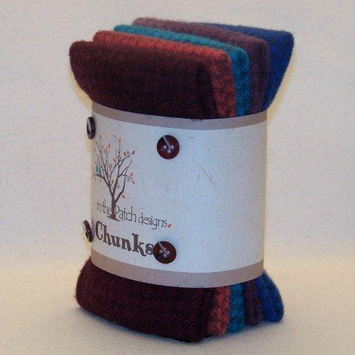Wool Chunks Jewel