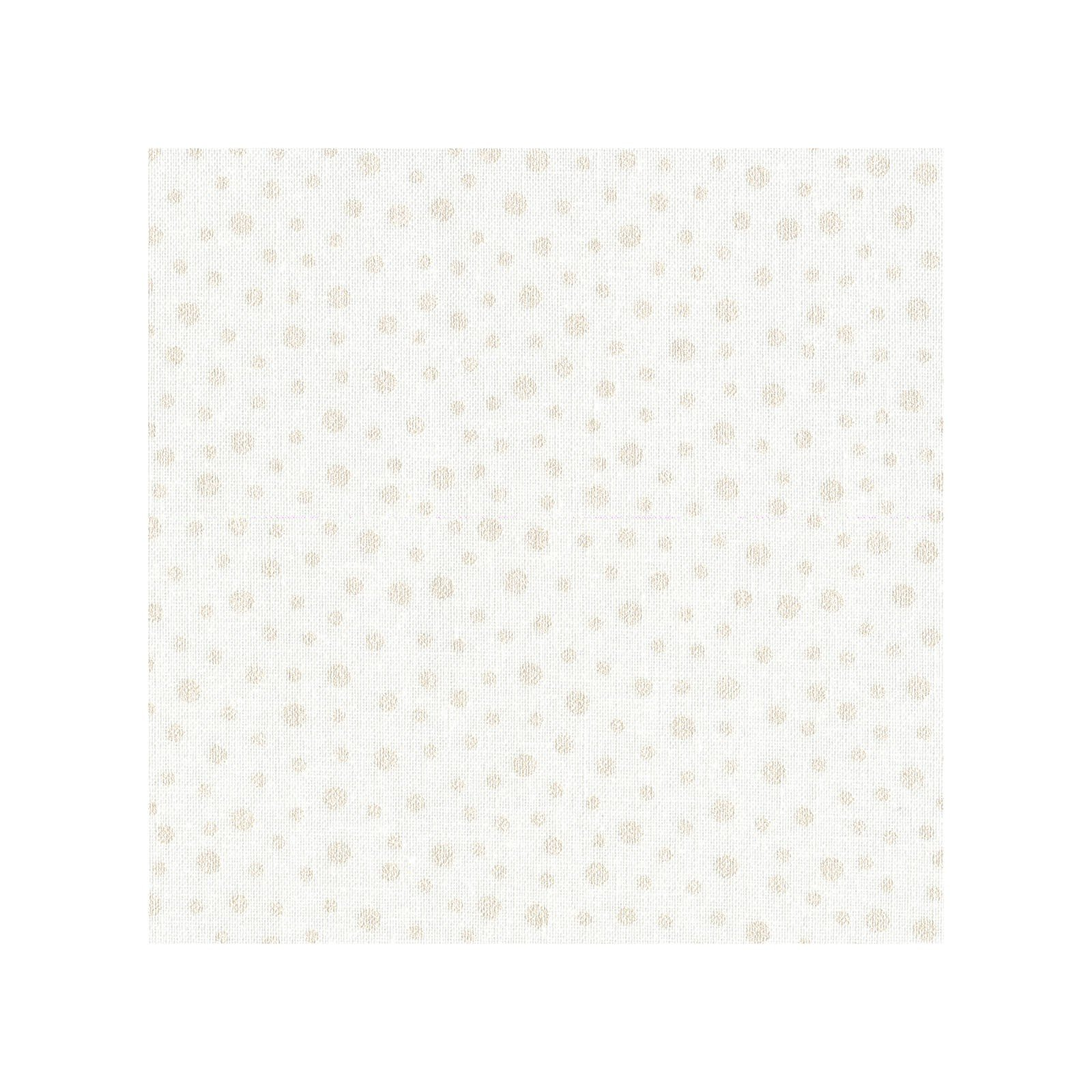 Pearl Essence Dots on Soft White