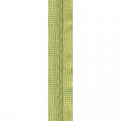 Handbag Zipper 24in Chartreuse