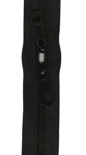 Handbag Zipper 40 Black