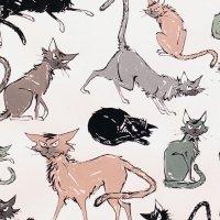 9 Ghastlie Lives Scrawny Cats