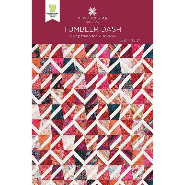Tumbler Dash Quilt Pattern