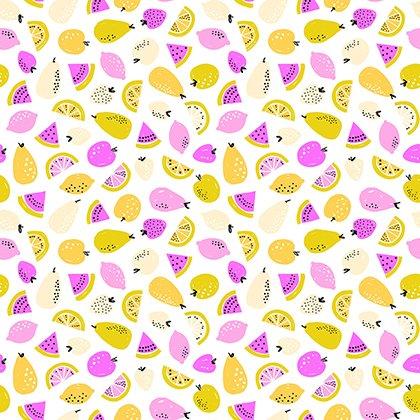 Sugar Fruit Salad Lemon