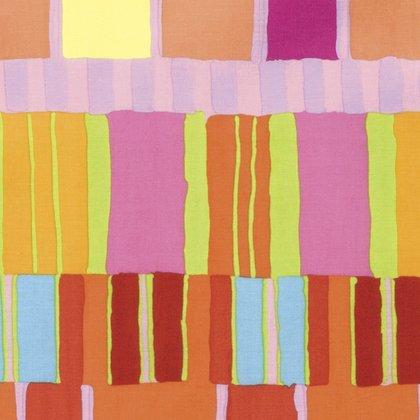 Artisan Layered Stripe Orange