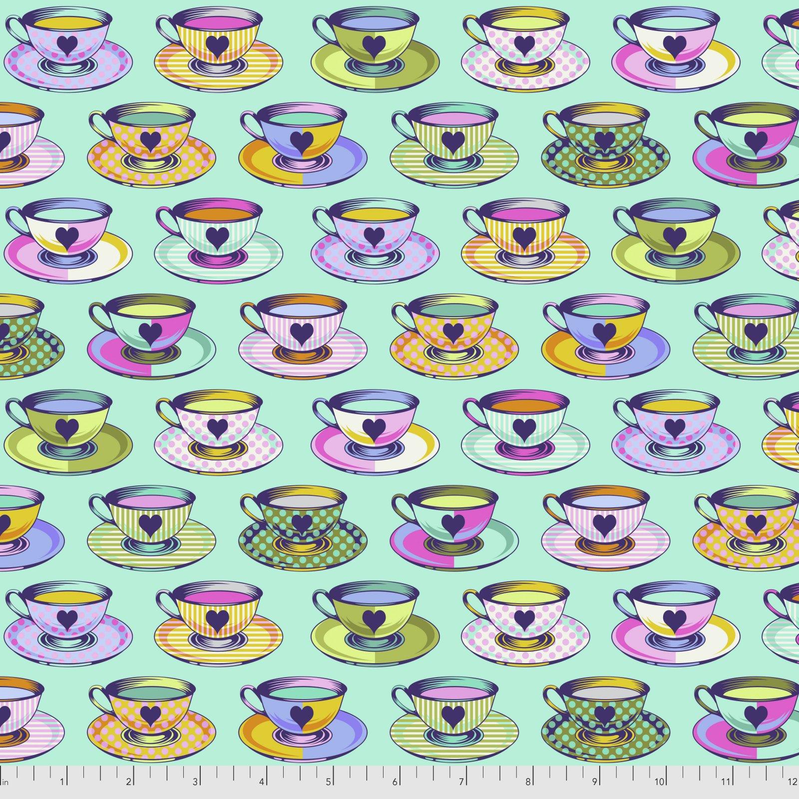 Curiouser and Curiouser Tea Time Daydream