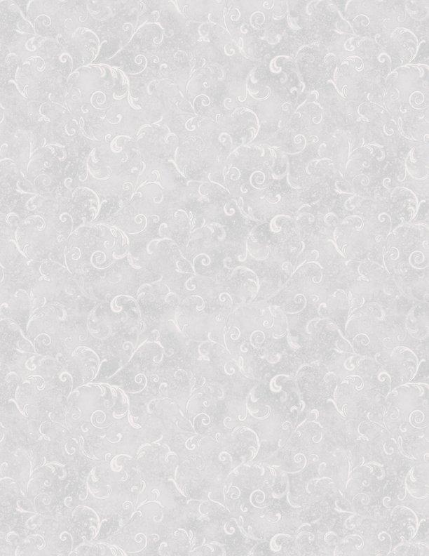 108 Essentials Flannel Pale Gray