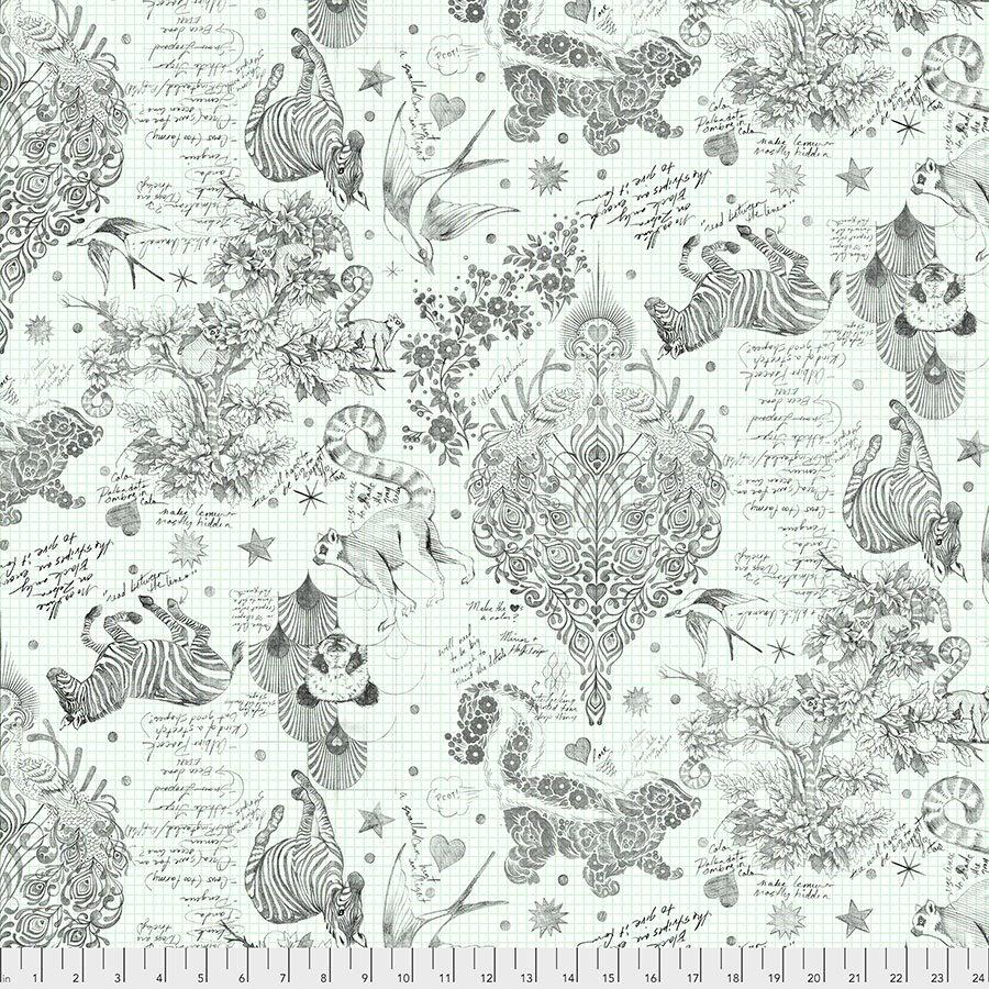 108 Linework Sketchyer Paper