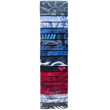 Batik Bandana Strips 20 PCS