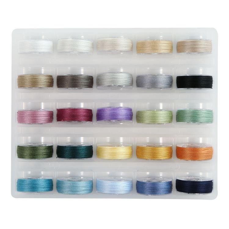 Prewound Bobbins L Style Soft Collection