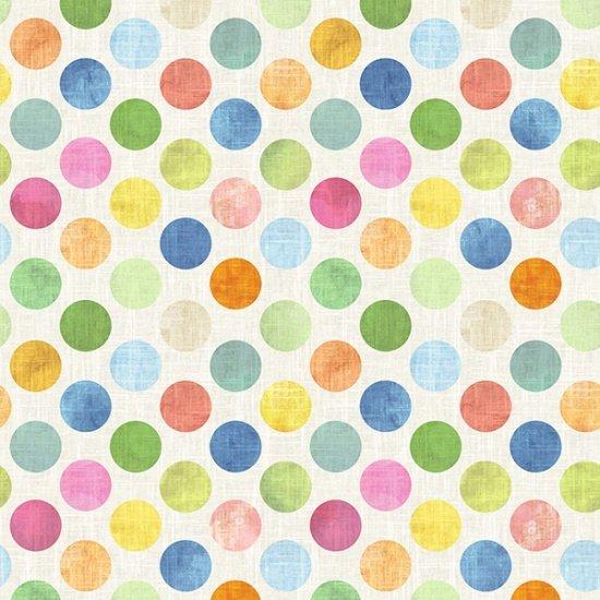 106 With A Twist Dots Citrus