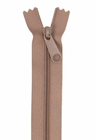 Handbag Zipper 24in Rock Slide