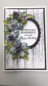Thinking of You Card With Sunflowers