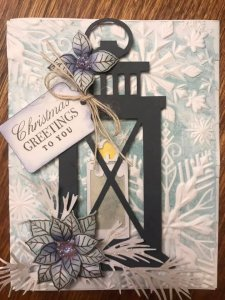 Friendship Card With a Message and Sunflower on it