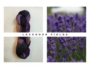 25 Lavender Fields