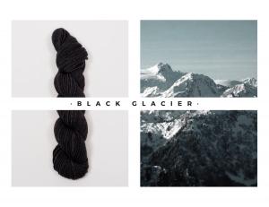 18 Black Glacier (Mount Olympus)