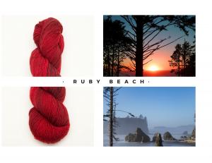 10 Ruby Beach