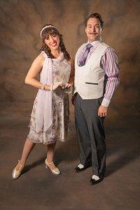 Miss Dorothy & Trevor Greydon