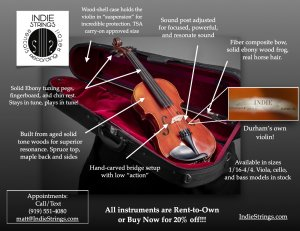 Check out our instruments!