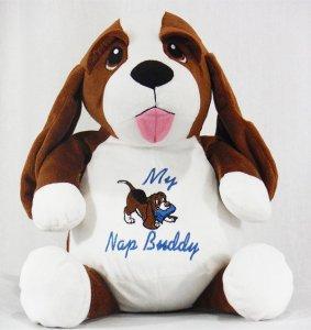 Hubert Hound Dog