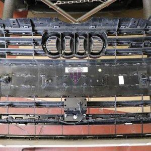 Audi Radar sensor grill 1