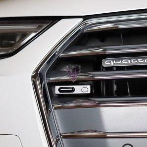 Audi Laser sensor grill