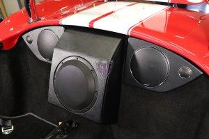 Tier One Cobra Rear speakers sub