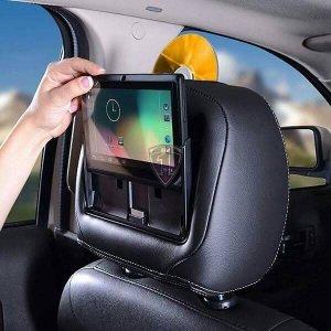 Rear Seat tablets