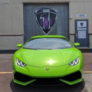 Tier One Lamborghini