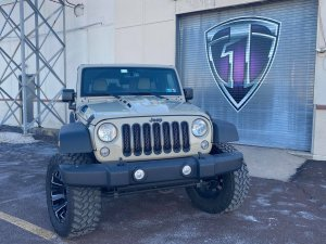 Tier One Jeep