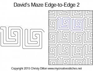 DAVID'S MAZE