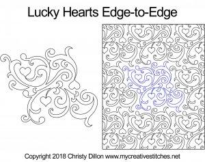 LUCKY HEARTS E2E