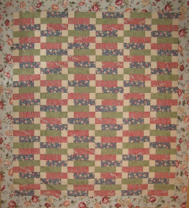 Balanced - This quilt is one of our earliest A-OK patterns